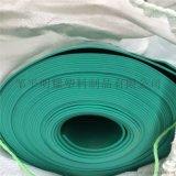 PVC綠色軟板 防腐抗壓耐PVC塑料板磨 綠色膠板