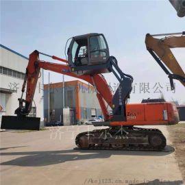 改装日立200挖掘机升降驾驶室 铁路平仓升降驾驶室