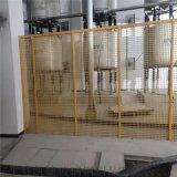 红白方管工地电箱防护围栏电箱防护棚防砸