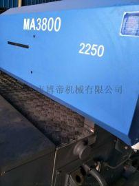 揭阳卧式注塑机380吨转让