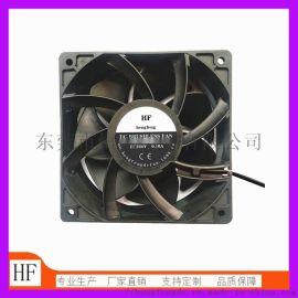 供应高品质EC220V12038散热风扇