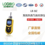 路博LB-BZ1甲醛检测仪