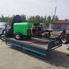 各种型号自走式风送果园打药机 柴油汽油乘坐喷雾器
