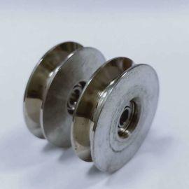 不锈钢导线轮 绕线机导线轮