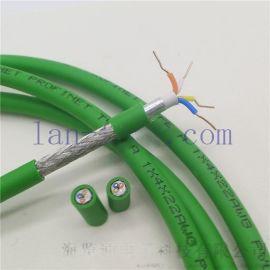 profinet網路電纜2*2*22awg網線星絞