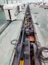 制造工业机器人第七轴多轴设备