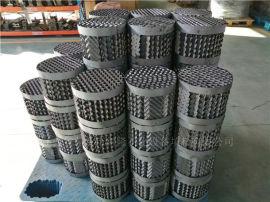 KL250Y金属孔板波纹精馏塔304板波纹填料