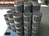 KL250Y金屬孔板波紋精餾塔304板波紋填料