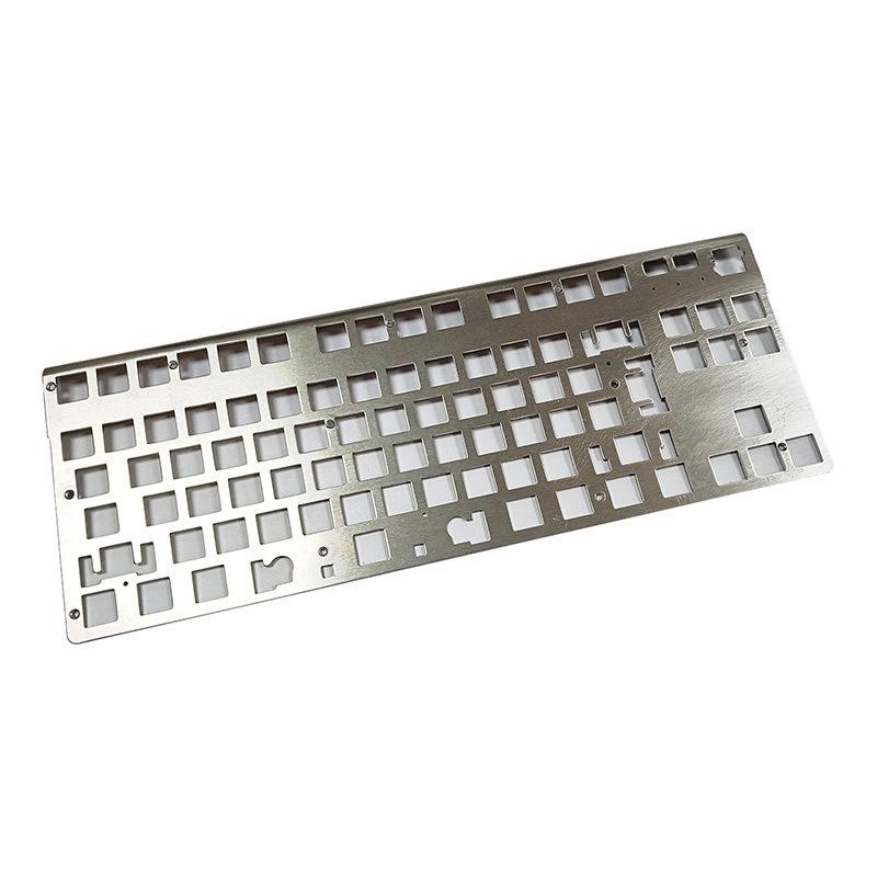 电脑键盘五金冲压件 精密站压件外壳