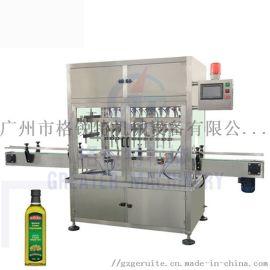 蜂蜜芥末酱灌装机 橄榄油自动灌装机