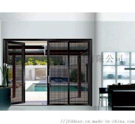 厨房鋁合金PT門,佛山金房顶85型材鋁合金PT門