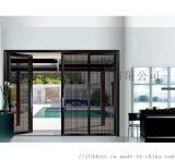 厨房铝合金PT门,佛山金房顶85型材铝合金PT门