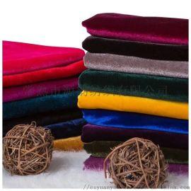 旗袍面料针织丝绒面料