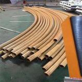 鱼米之乡竹纹圆管厂家 旅游区仿竹子圆管工艺