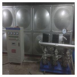 大型水箱 不锈钢水箱 消防水箱强度高 泽润