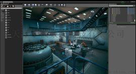 子极数码科技-VR亚新智能机械臂工厂