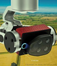 大疆无人机搭载多光谱农业相机sequoia