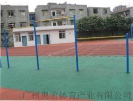 塑胶羽毛球场建设多少钱,专业羽毛球场建设厂家