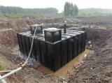 地埋式BDF箱泵一体化抗浮消防水箱安装顺序