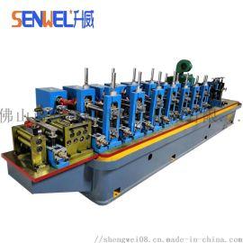 升威SW-45型普碳钢铁管高频焊管机