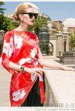 谷度2020春装苎麻新款中长裙服装工厂拿货