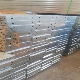 河北脚手架架子板、外架施工钢跳板、电厂热镀锌钢跳板
