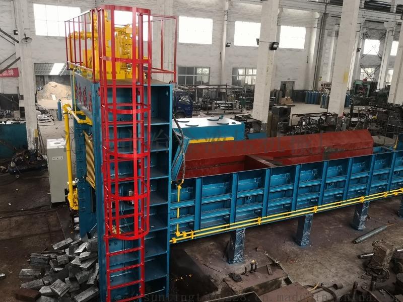 龙门式液压废钢剪断机 液压龙门剪LMJ-630