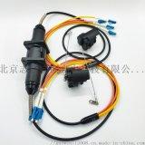 TBE001型連接器 YZB-4芯光纖連接器 多芯數野戰光纜組件 光纖連接器