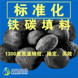 铁碳填料,龙安泰废水预处理效果明显