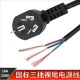 誠豐3C國標10A250V電源線電腦主機箱線
