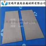 液氮過濾用粉末燒結多孔不鏽鋼濾板
