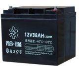 光合矽能電池12V38Ah全新電池