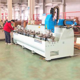 铝型材数控钻孔机纺织机械铝合金孔位加工钻铣床厂家