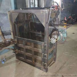工作服液压打包机 多功能捆包机 旧衣服液压打包机