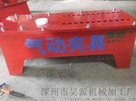 生产厂家用于手提式灭火器,悬挂式灭火器的气动夹具