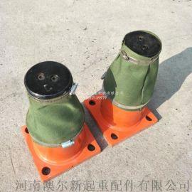 液压阻尼减震器 起重机防撞缓冲器 减震碰头