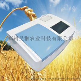 HC-D10多通道智能土壤(肥料)养分速测仪