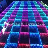 厂家直销 LED镜面3D深渊地砖灯 3D立体地板灯