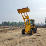 920型柴油剷車 建築工地裝載機 裝卸柴油剷車