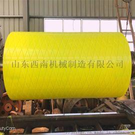 DTⅡ聚氨酯傳動滾筒 山東830聚氨酯傳動滾筒