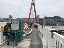 桥面打砂机、桥面凿毛机、桥面施工设备
