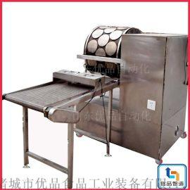 优品做烤鸭皮的机器 全自动烤鸭皮生产设备