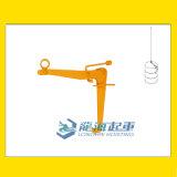 DV-ARM型圆铁桶吊夹具, 无负荷状态自动上锁