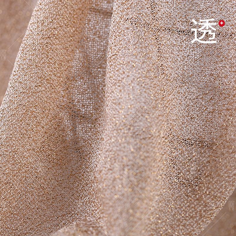 志源纺织 新品上市SH型有色金银线金银丝 可通过环保检测规格齐全