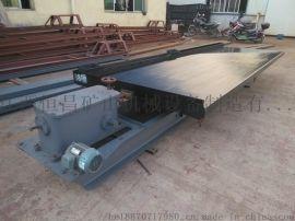选矿摇床设备6s玻璃钢摇床尾矿大槽钢分选矿山设备