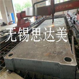Q355B钢板切割,钢板切割下料,特厚钢板切割