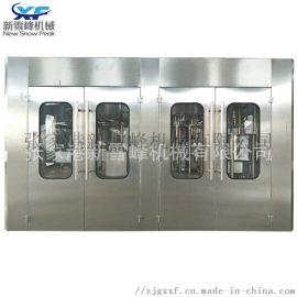 玻璃含气饮料灌装机 液体全自动灌装机张家港机械厂家