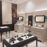 廠家直銷珠寶展示櫃 首飾精品 鋼化玻璃中島櫃