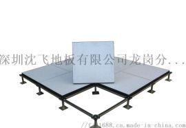 深圳沈飞地板pvc防静电地板厂加直肖