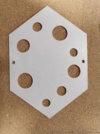 乳白色pc板  灯具模型PC板 耐力板雕刻加工